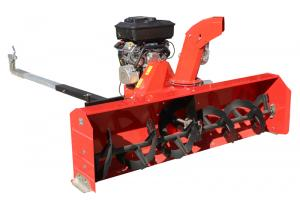 Snow blower 1800 mm / 71 in Electric starter 18hp Briggs & Stratton V2
