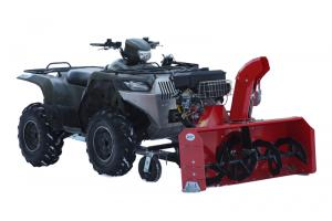 ATV Snow blower 18hp, el.start (Briggs & Stratton)