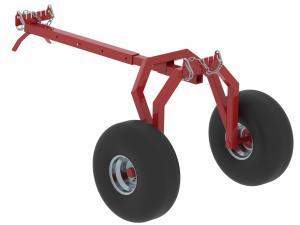 Rear support ( Log hauler )