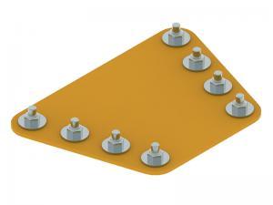Rubber cover ( V-Plow G2 1500/1800 )