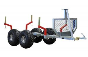 Timber trailer ECO 700