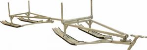 Timber sled galvanized