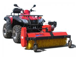 Rotary broom 6,5hp ( Briggs & Stratton )