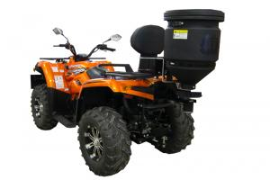 """Universal spreader 57L rack and 2"""" receiver fitment"""