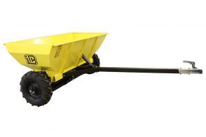 Sand & gravel spreader / gritter IB G2 PRO 500