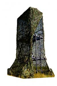 Mobile Hunting Tower