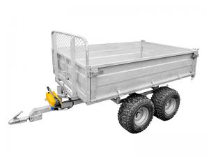 Trailer ECO 1500 (manual-hydraulic lifting)