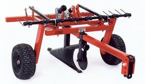 Lawn Irrigation Plow ( Quadivator 86144 )