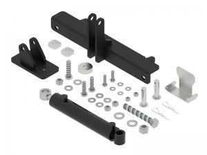 Hydraulic tilting kit for bucket conversion kit.