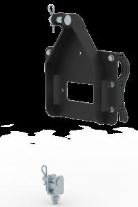Plow lift adapter ( Polaris Ranger )
