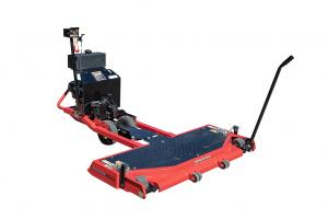 Quadivator finishing Mower kit (with Briggs & Stratton 19Hp)