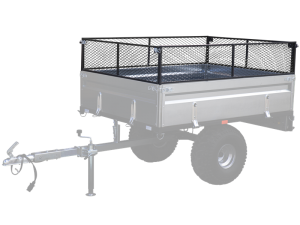 Cargo box extensions ( Trailer IB-165 )