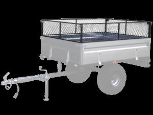 Cargo box extensions ( Trailer IB-165 )
