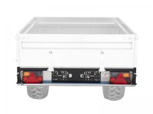 Rear lights ( Trailer IB-165 )