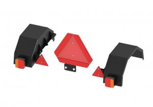 Fenders & tail lights ( Wood Chipper G2 )