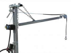 Electric winch set COMBO