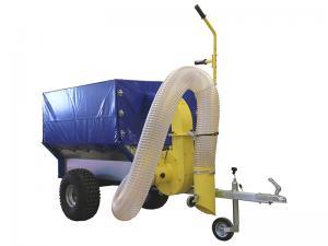 Leaf vacuum trailer (81.2500+61.1000)