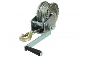 Manual winch 725 kg / 1600 lbs